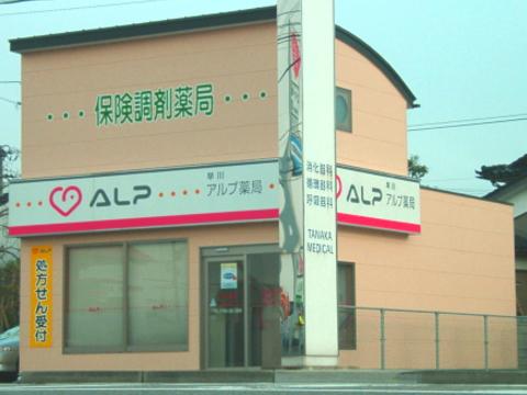 早川アルプ薬局